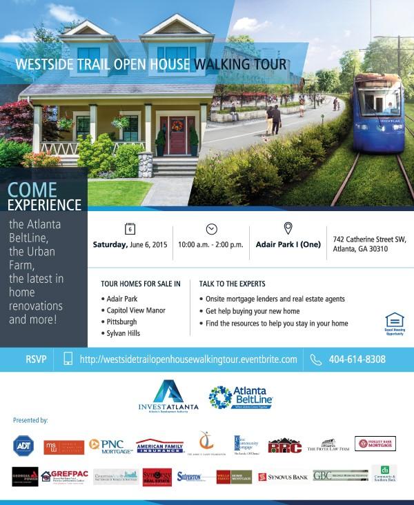 Westside Trail Open House Walking Tour