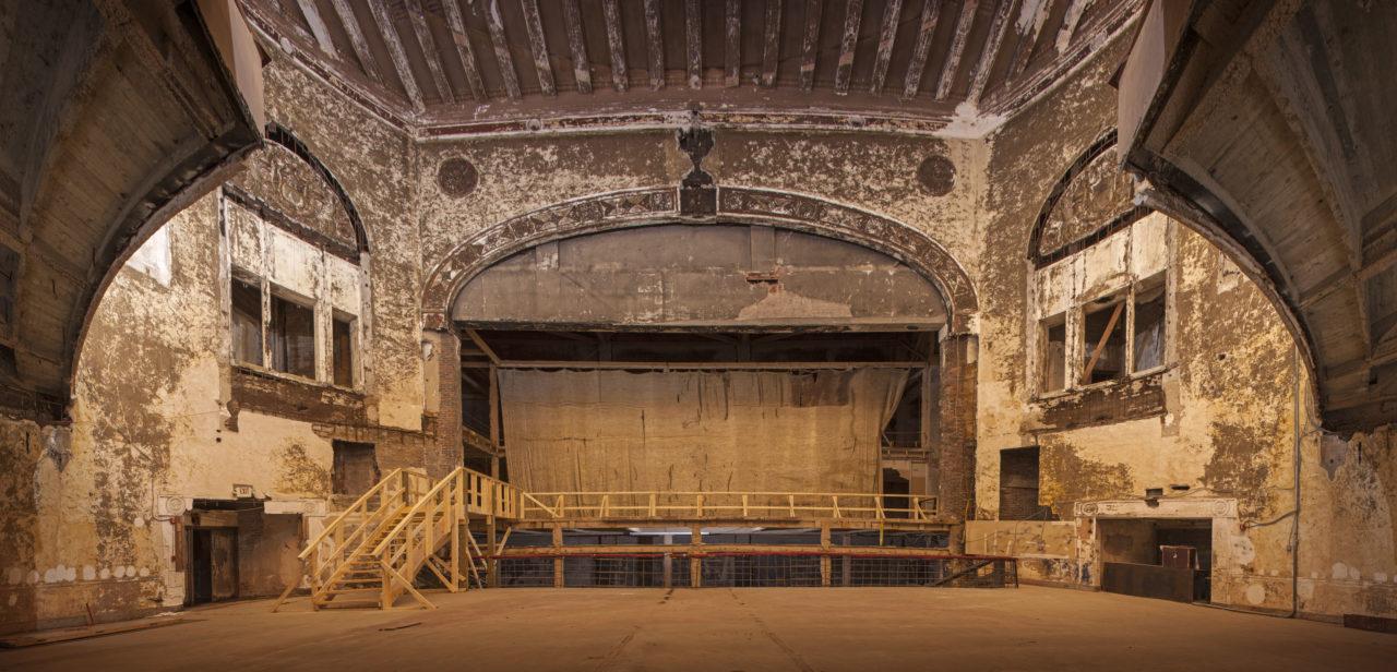 Proscenium - c. 2016