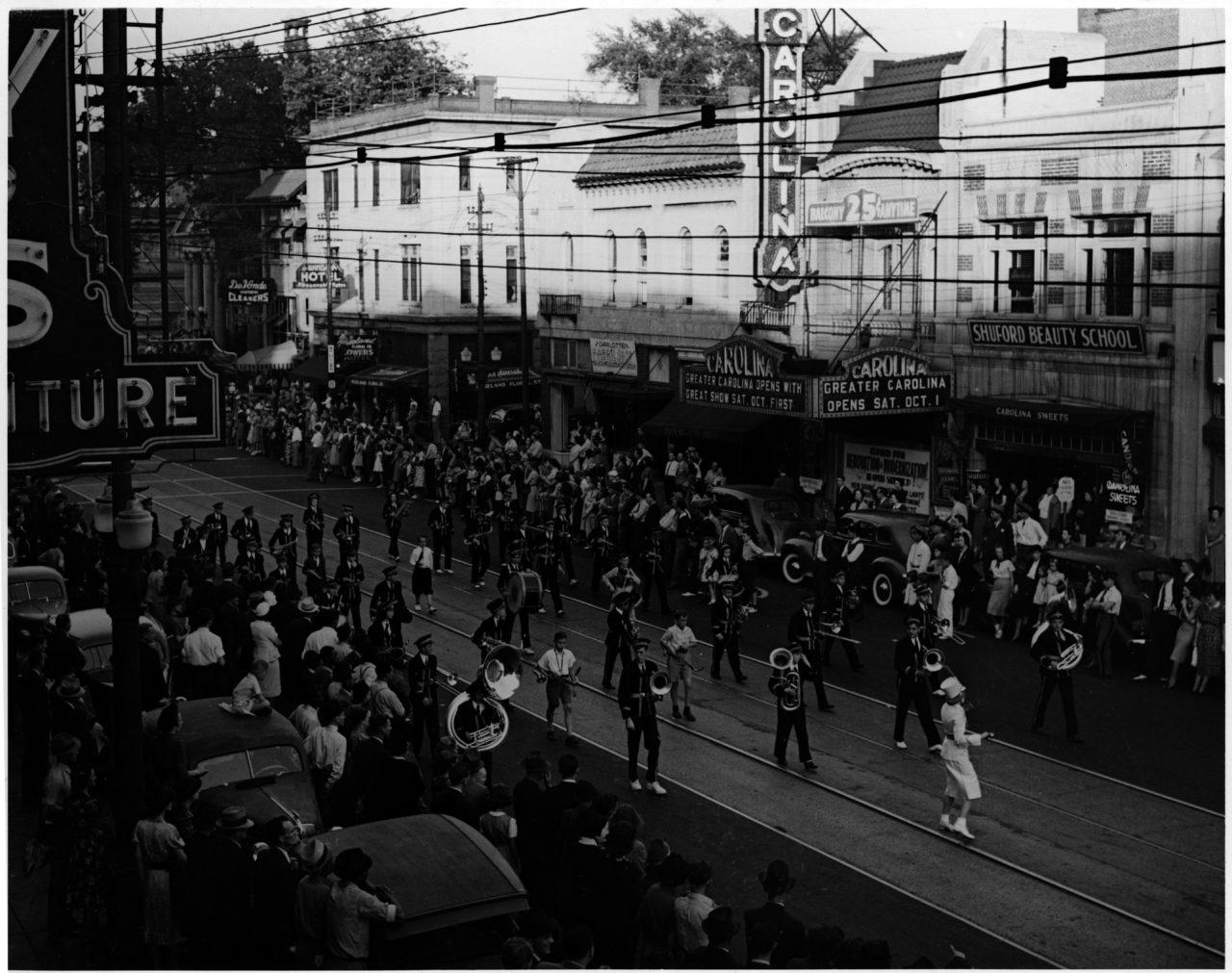 Tryon Street. c. 1938
